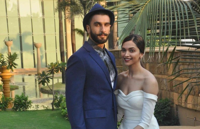Ranveer-Deepika all set for their great Italian wedding