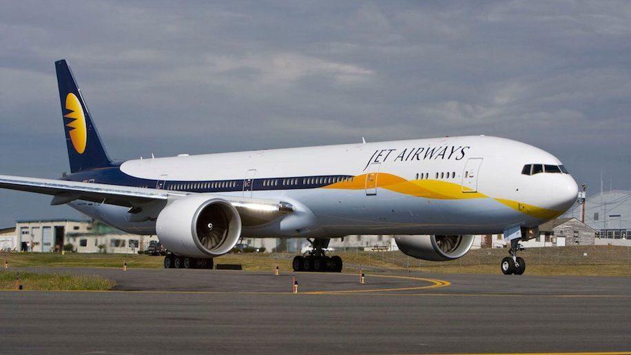 Jet Airways flight aborts take-off at Riyadh Airport, departs runway