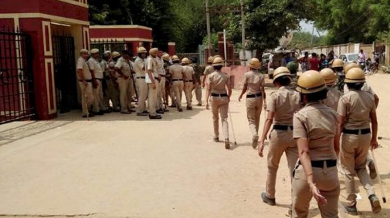 Delhi on high alert; security beefed up in Gurugram ahead of I-Day