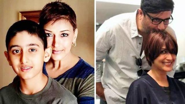 Good news! Sonali Bendre's condition is stable