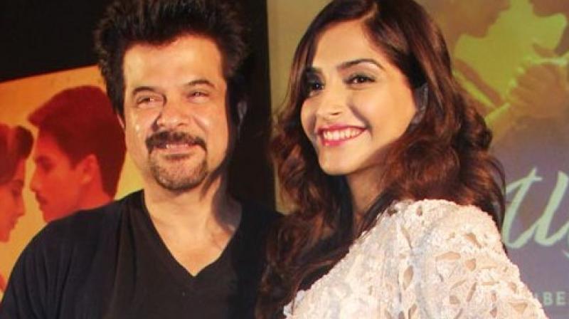 Sonam Kapoor Ahuja seeks serious #RelationshipGoals from parents