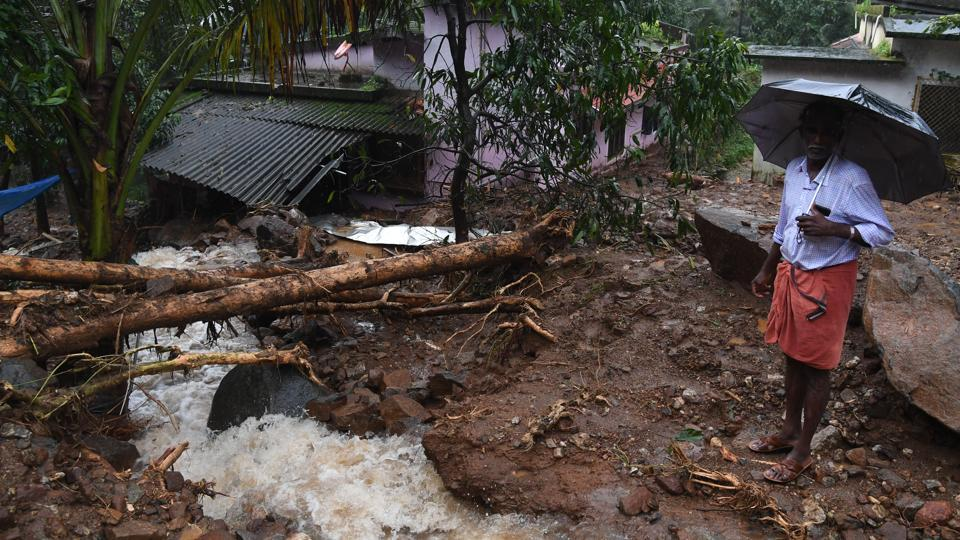 Kerala, natural disasters, disaster management capability, India, floods,