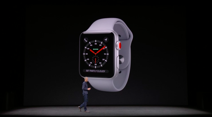 Hold tight for Big Apple Watch at 'Big show' on Sept 12