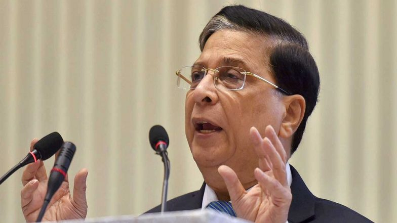 Chief Justice of India, Ranjan Gogoi, Dipak Misra, Supreme Court, NewsMobile, Mobile News, India