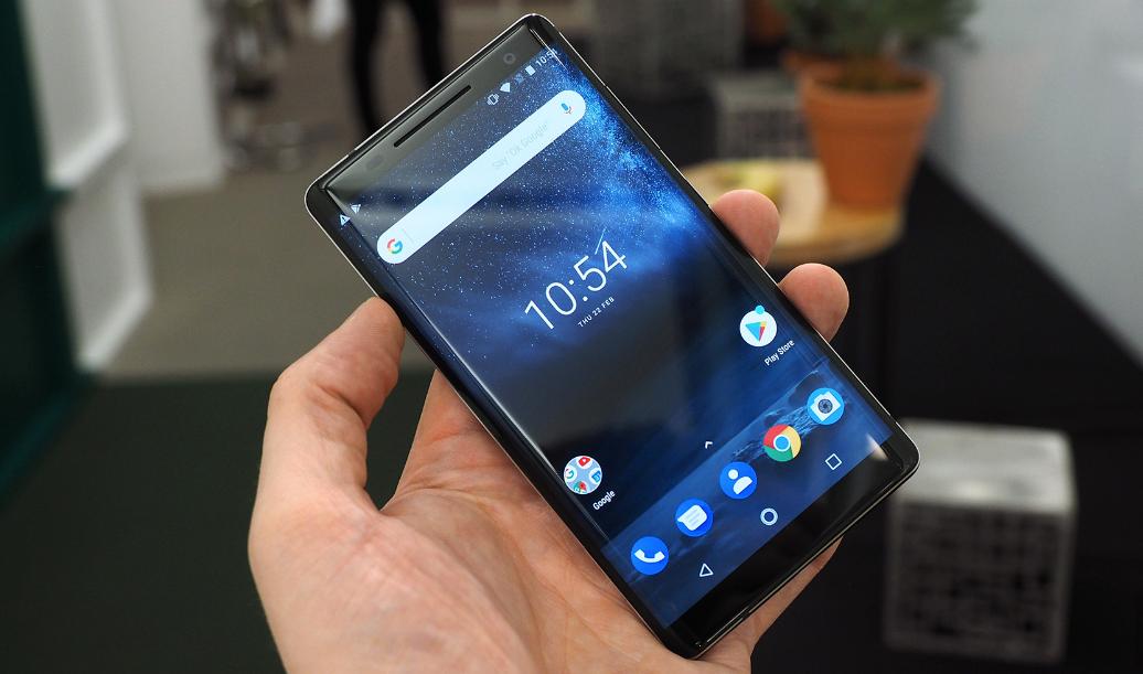 nokia 8 android pie update