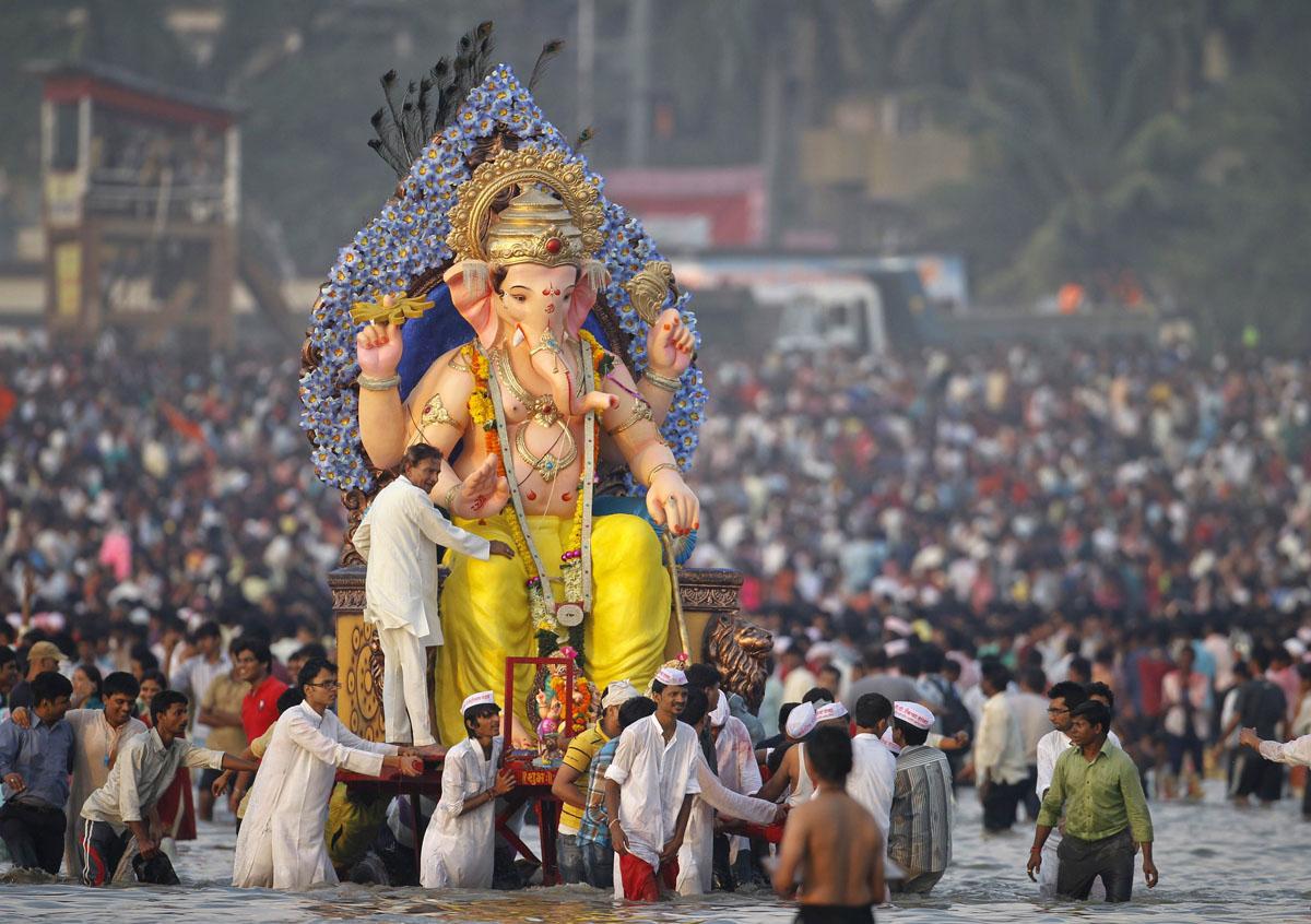 Andhericha Raja, India, Mumbai, Maharashtra, GSB Seva Kings Circle, Khetwadi Ganraj, Ganesh Chaturthi, Ganesh Galli Mumbaicha Raja, Lalbaugcha Raja,
