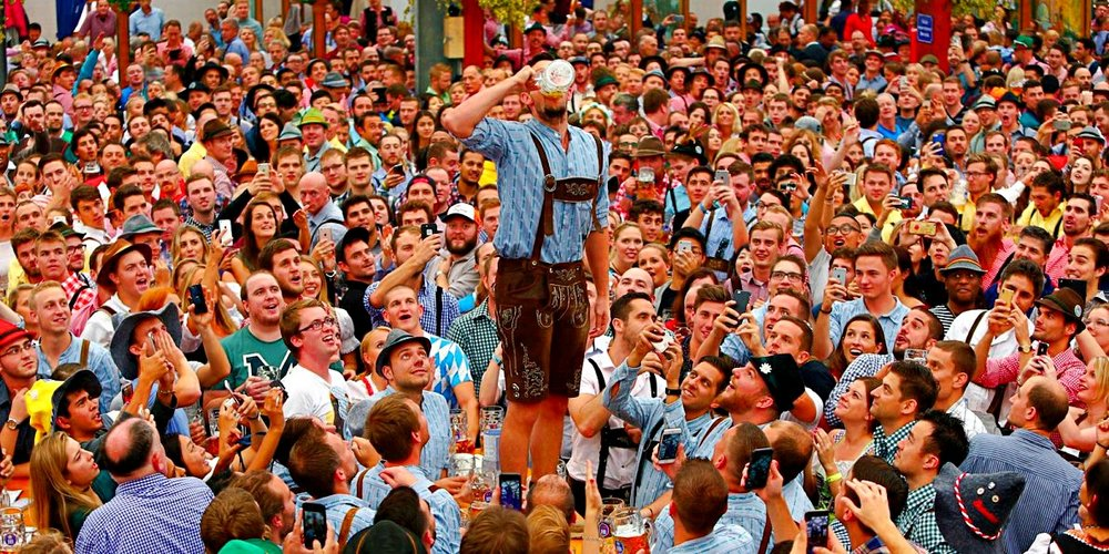 The Munich Oktoberfest, 2018, Germany, Munich, beer festival, largest in the world, Travel and tourism, India