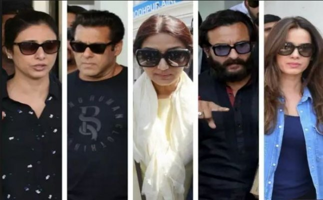 Blackbuck case: More trouble for Sonali, Saif, Tabu?