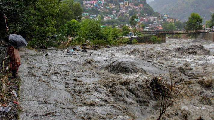 Rain fury wrecks havoc across India; 25 dead in North