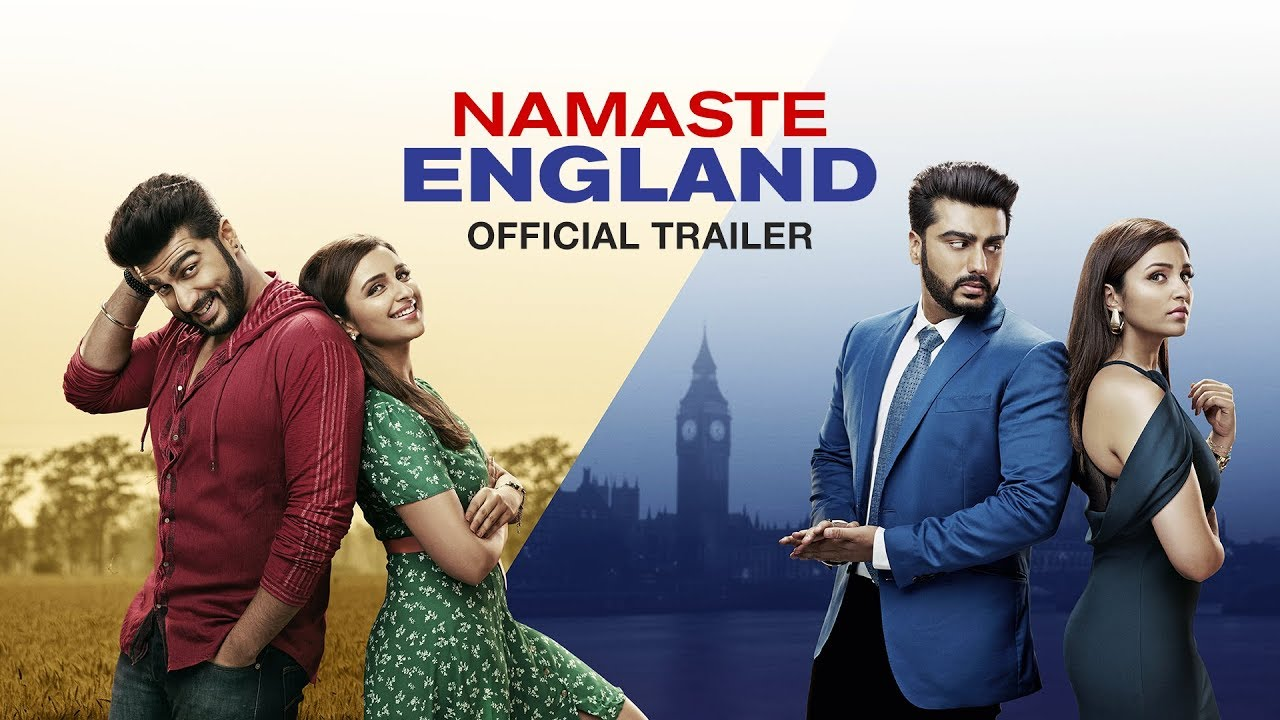 Namaste England (2018) Hindi Movie 720p pDVDRip 700MB