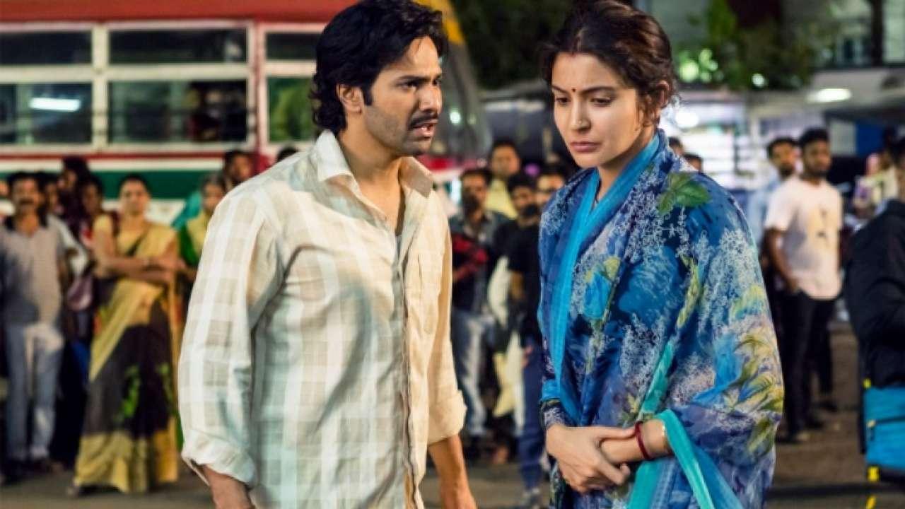 Hubby Virat Kohli reviews Anushka Sharma's Sui Dhaaga