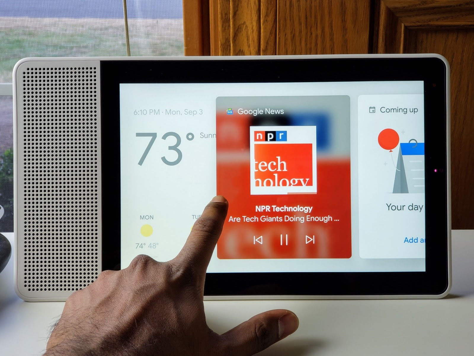 Google, Google Home Hub, Smart Display, Pixel 3, Lenovo Smart Display