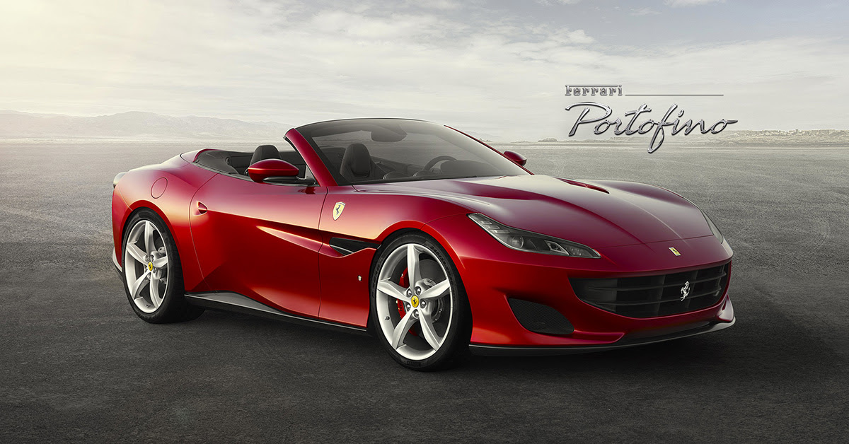 Ferrari, Portofino, California T, Grand Touring sports car, Apple, 488 Pista, 458