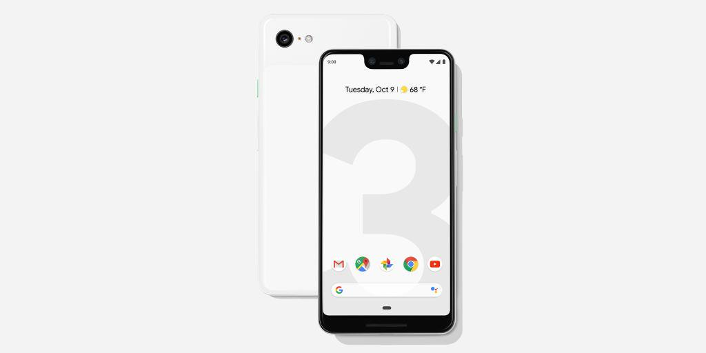 Google Pixel 3, Pixel 3 XL, announced, dual selfie, cameras, displays, NewsMobile, Mobile News, India