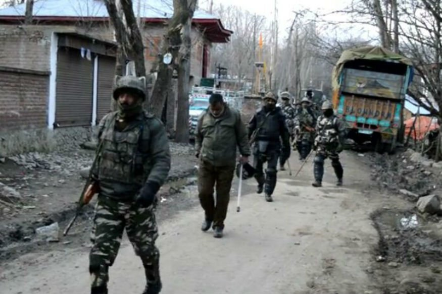 Jammu and Kashmir, Three, terrorists, neutralised, Kulgam, encounter, NewsMobile, Mobile News, India