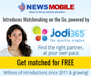 NewsMobile introduces Matchmaking on the Go, powered by Jodi365