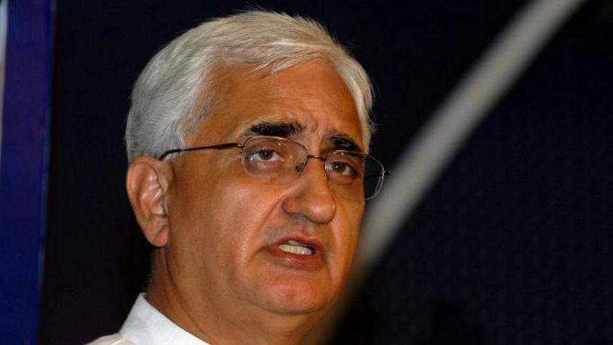 Salman Khurshid, Congress, power, Politics, Alliance, NewsMobile, Mobile News, India