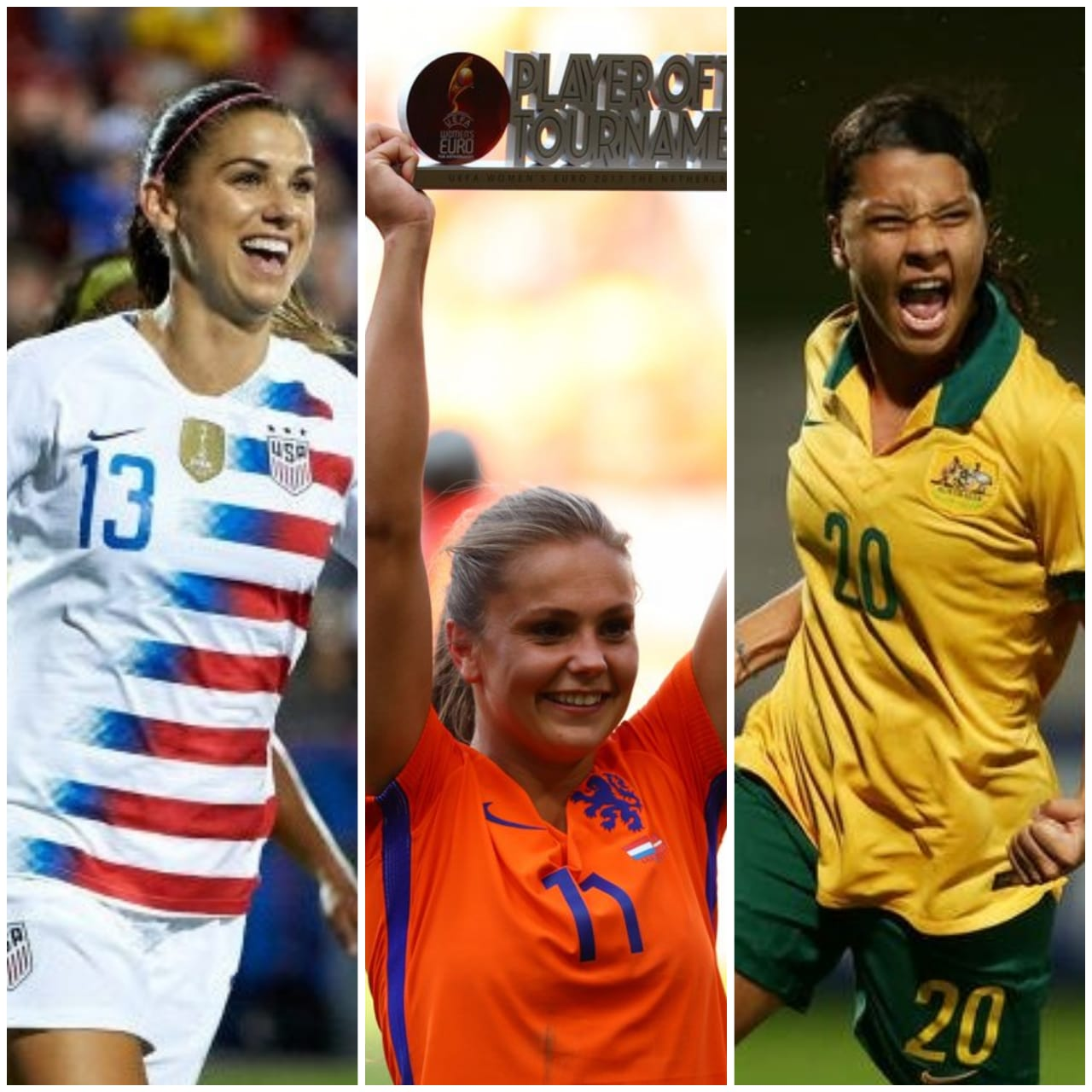 Football, women in football, women players, women football, Marta, Lieke Martens, Dzsenifer Marozsan, Samantha Kerr, Pernille Harder, Lucy Bronze, Alex Morgan, UEFA, FIFA, NewsMobile, Mobile news India