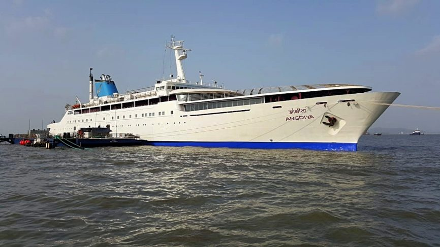 Book your tickets for the first Mumbai to Goa cruise now