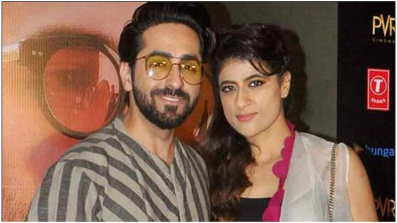 Relatives can be real creeps in life, says Ayushmann Khurrana's wife #MeToo