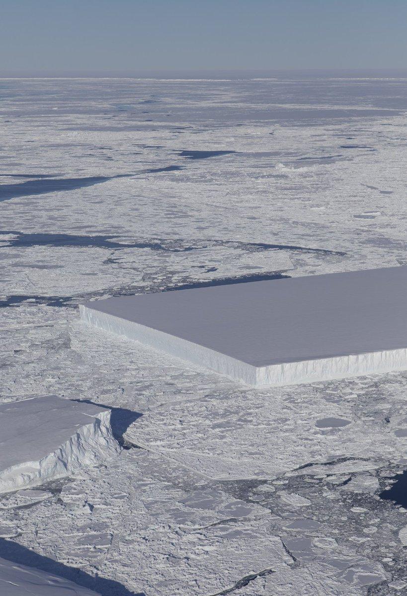 Iceberg, NASA, NASA Ice, Operation IceBridge, Antarctica, tabular iceberg, Ross Ice Shelf, NewsMobile, Mobile news India