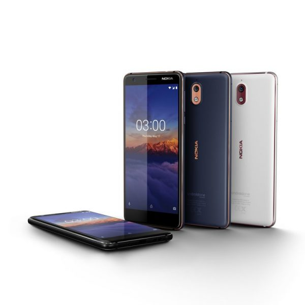 Nokia, Nokia 3.1, Nokia 5.1, Nokia 6.1, Nokia 8 Sirocco, HDM Global, NewsMobile, Mobile news India