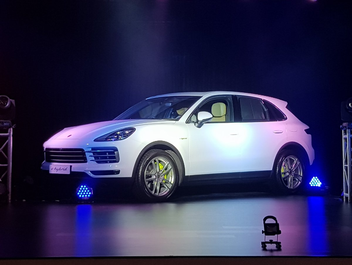 Porsche, 2018 Porsche Cayenne SUV, Cayenne, Cayenne E-Hybrid, Cayenne Turbo, Macan, NewsMobile, Mobile news India