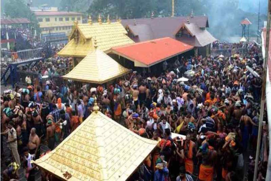 Protest, breaks, Sabarimala Temple, two women, tries, enter, temple, Kerala, NewsMobile, Mobile, News, India, Nation