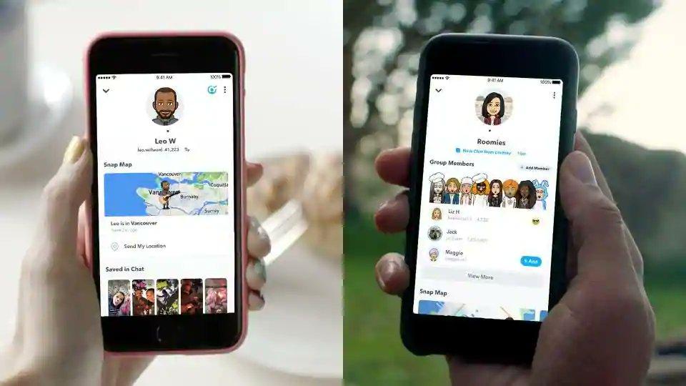 Snapchat, Bitmoji, Friendship, Chat, Emojis, News Mobile, News Mobile India, Sci, Tech