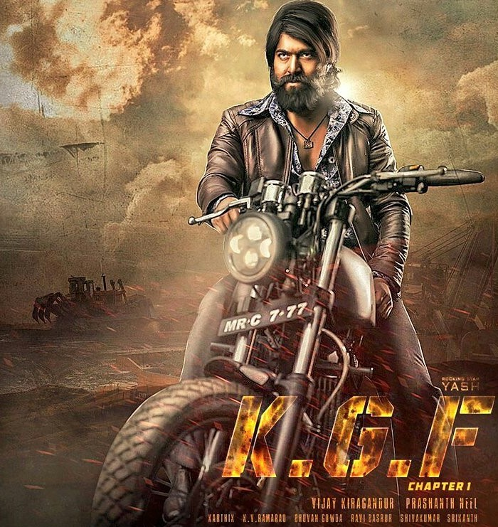 Watch The Trailer Of The Kannada Blockbuster, KGF, Here
