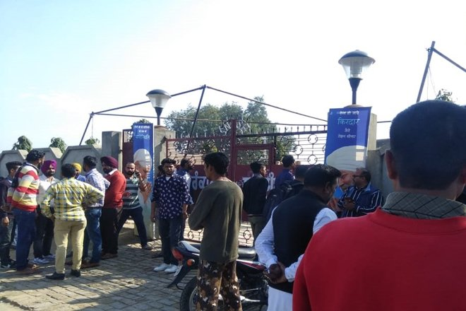 Three, dead, several, injured, bomb, blast, Amritsar, Nirankari Bhawan, NewsMobile, Mobile, News, Punjab, India