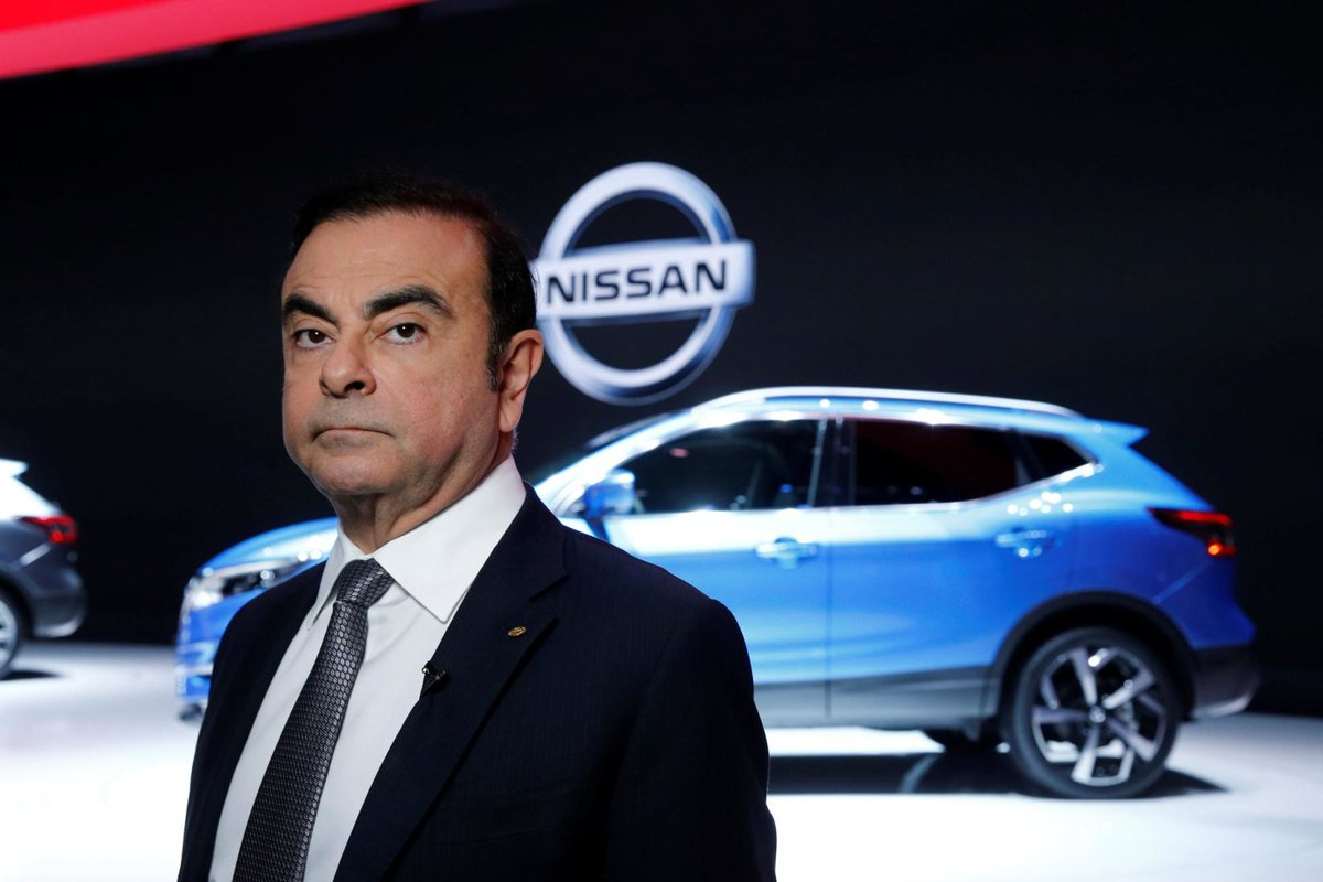 Carlos Ghosn, Nissan, Motor, Chairman, Arrested, Misconduct, News Mobile, News Mobile India