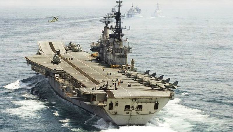 INS Viraat to convert into a maritime museum