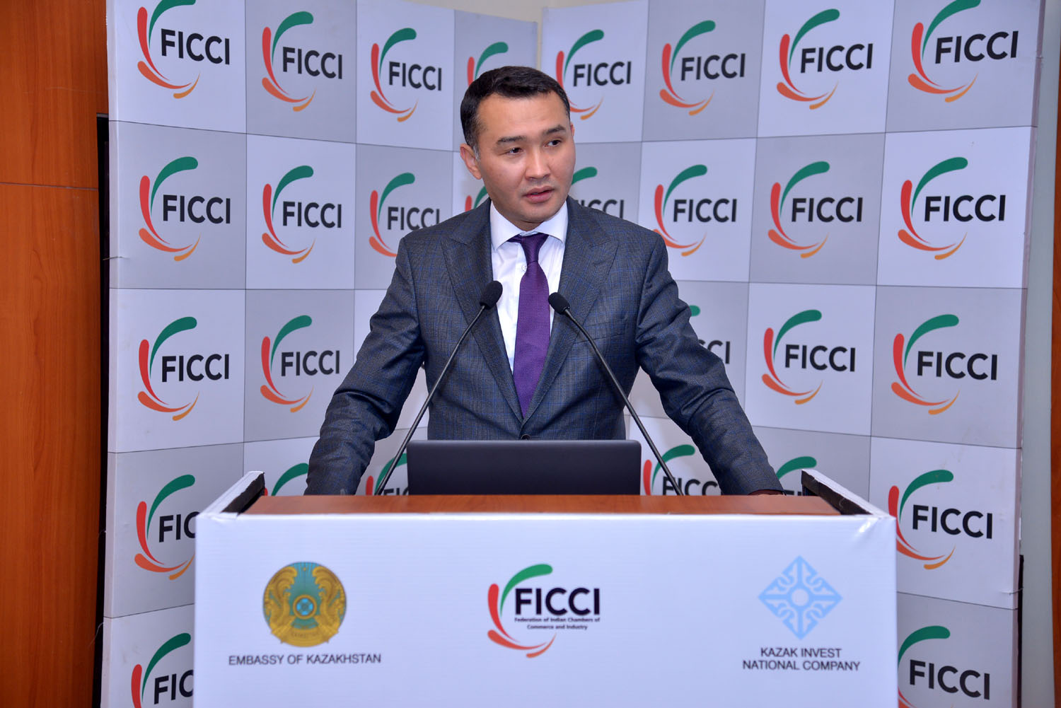 Kazakhstan, Indian, Business, Kazakh-Indian Investment Forum, Ambassador, Bulat Sarsenbayev, Saparbek Tuyakbayev, Kazakh Invest, NewsMobile, Mobile, News, India