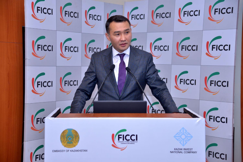 Kazakhstan, Indian, Business, Kazakh-Indian Investment Forum, Ambassador, Bulat Sarsenbayev, Saparbek Tuyakbayev, Kazakh Invest, NewsMobile, Mobile, News, India
