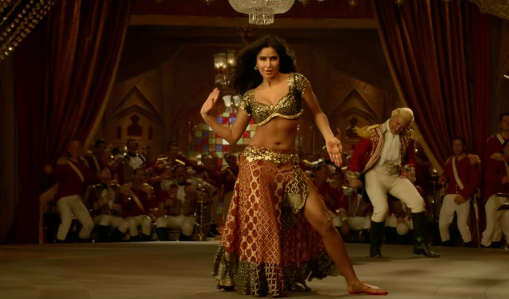 Katrina Kaif, faced, biggest challenge, shooting, song, Thugs of Hindostan, NewsMobile Mobile, News, Entertainment, Aamir Khan, Amitabh Bachchan, India