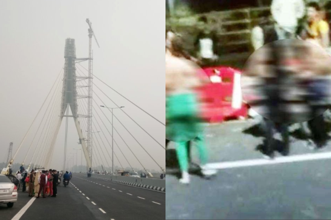 Delhi, Signature Bridge, Strip, Transgenders, Newsmobile, Mobile, News, India