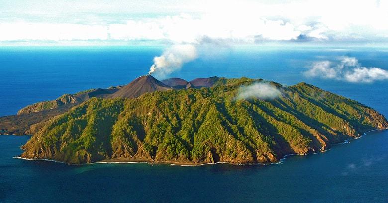 Andaman & Nicobar island, Barren island, active volcano, South Asia, India, NewsMobile