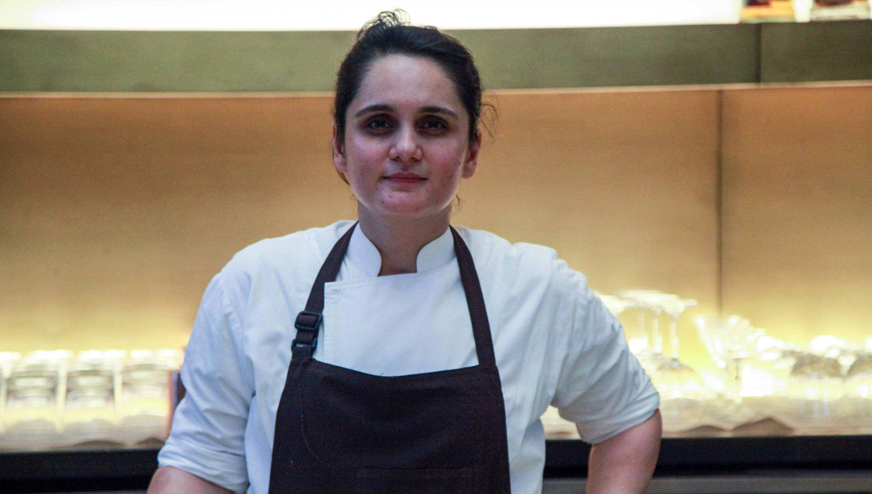 Garima Arora becomes first Indian woman Michelin star chef