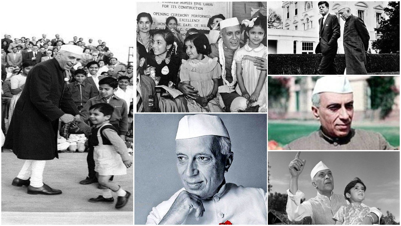 Jawaharlal Nehru, Indira Gandhi, Birth anniversary, Indian National Congress, November 14, Children's Day, News Mobile, News Mobile India