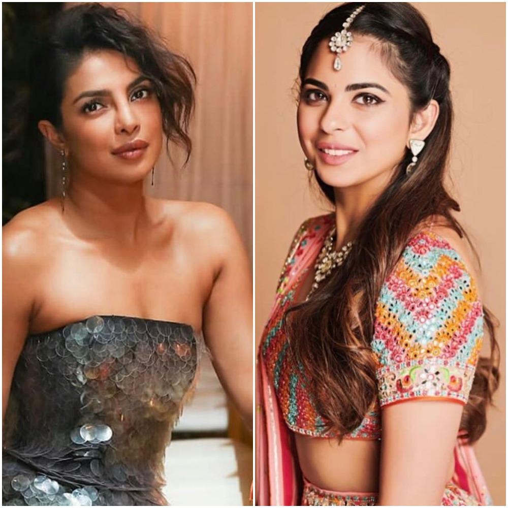 Priyanka Chopra, Isha Ambani, Nick Jonas, Anand Piramai, Ranveer Singh, Deepika Padukone, Wedding, News Mobile, News Mobile India