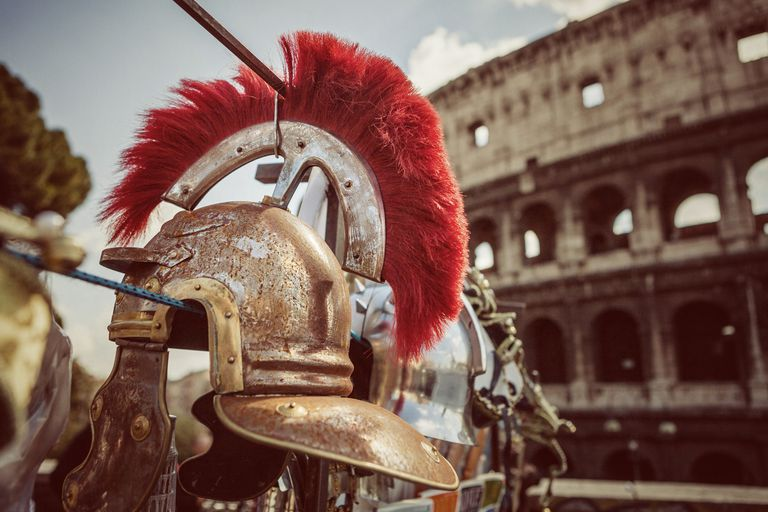 No Gladiators on the streets of Rome?