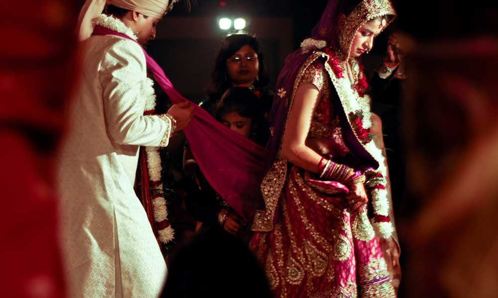 Why take the 'saat pheras' in an Indian wedding?