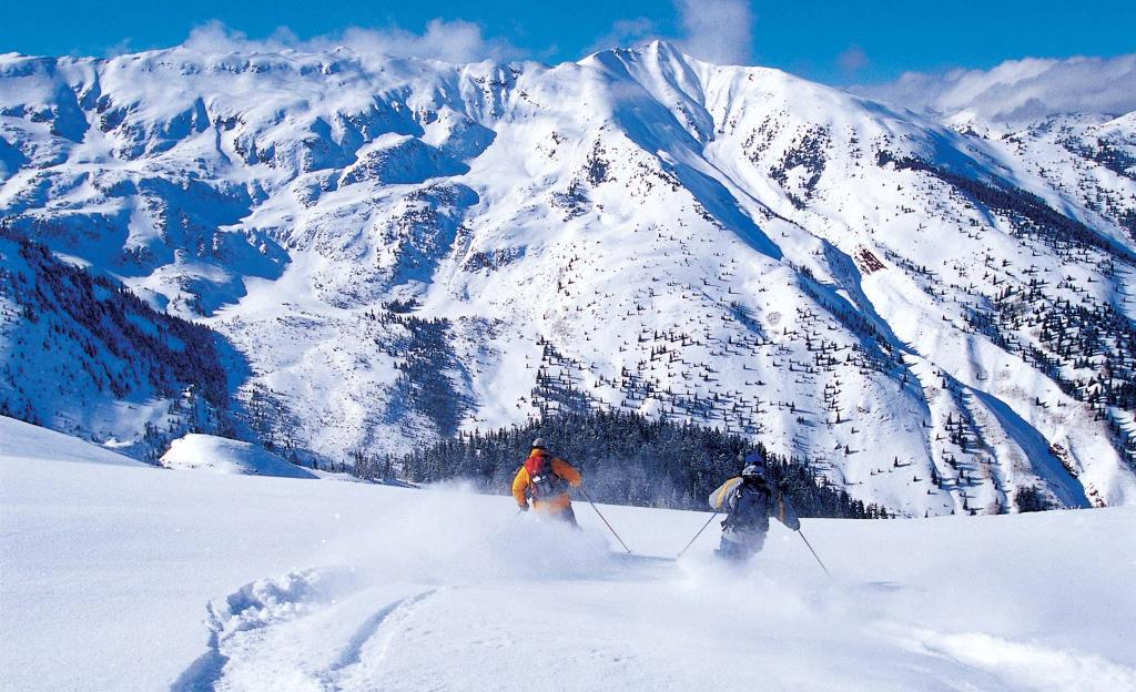 The world's best ski destinations to explore this winter