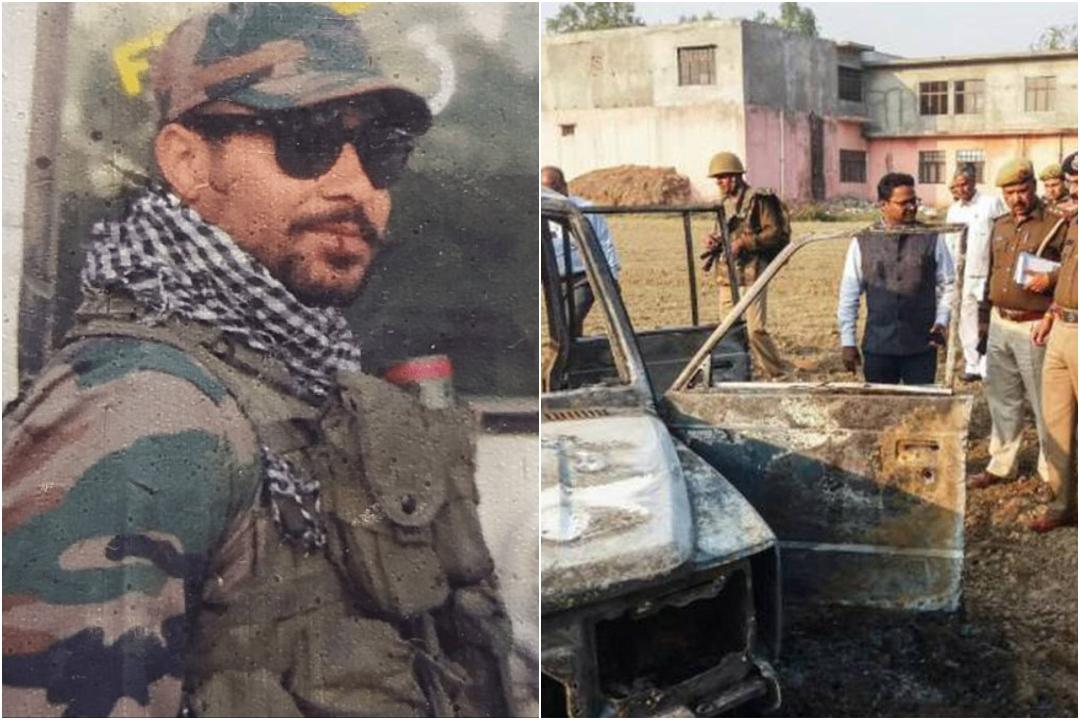 Army, Soldier, Arrest, UP, Police, Uttar Pradesh, Bulandshahr, violence, NewsMobile, Mobile, News, India