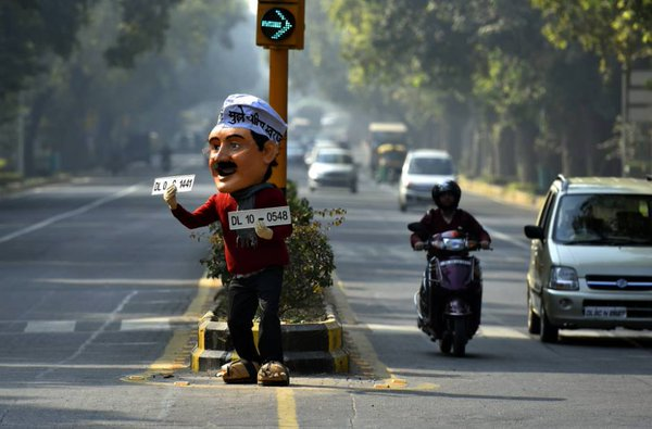 Odd-Even, return, Arvind Kejriwal, urge, Delhiites, air pollution, Capital, Chief Minister, NewsMobile, Mobile, News, India