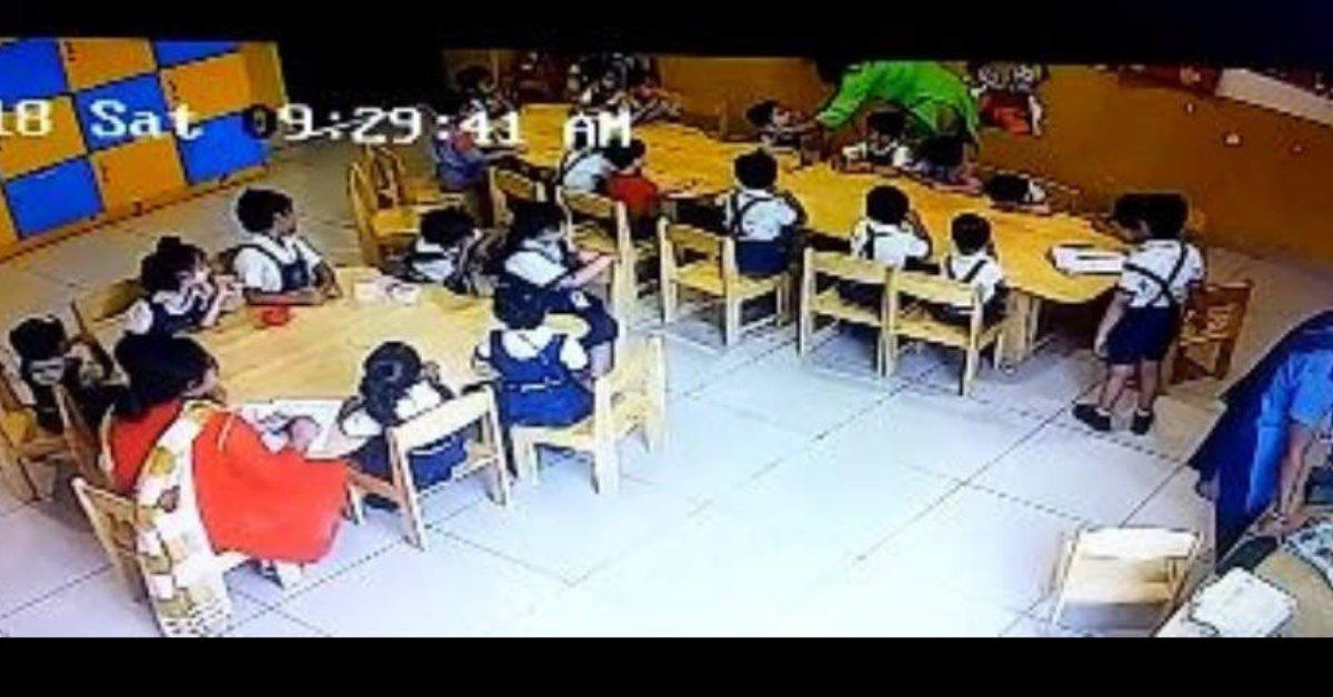 Gurugram, teacher, caught, paste, sellotape, students, mouth, Narayana e-Techno School, Haryana, NewsMobile, Mobile, News, India