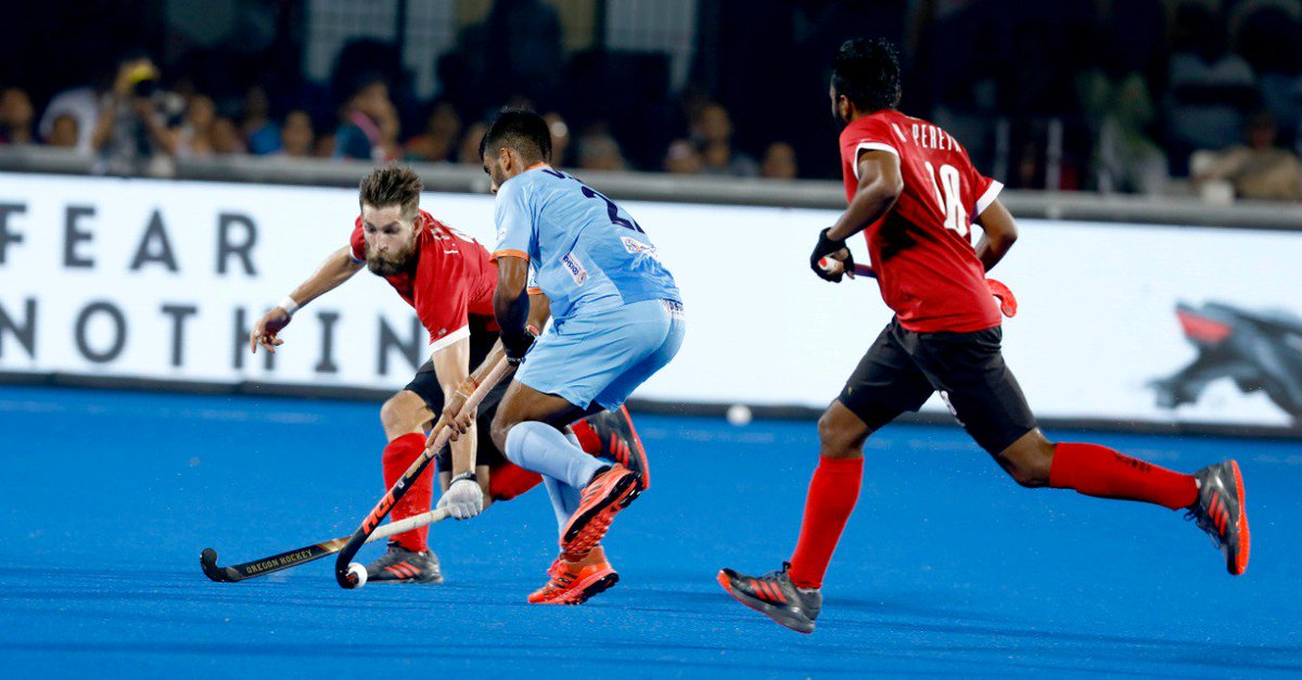 Hockey, World Cup, 2018, Lalit Upadhyay, Harmanpreet Singh, Chinglensana Singh, Amit Rohidas, News Mobile, News Mobile India