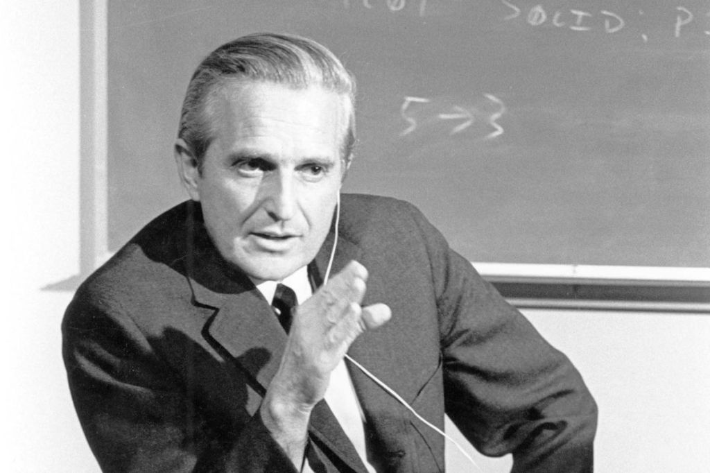 Douglas Engelbart, Stanford Research Institute, Computer, Mouse, 50th anniversary, News Mobile, News Mobile