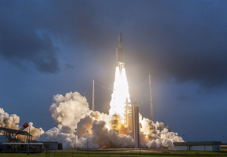 ISRO, GSAT-11, French Guiana, Satellite, Kourou, News Mobile, News Mobile India